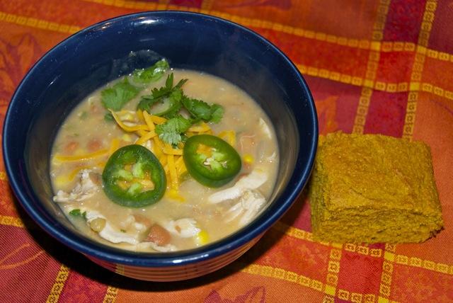 Food Network White Chicken Chili