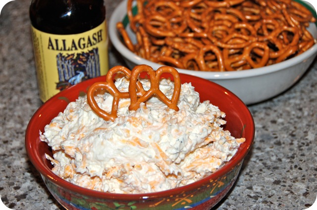 Beer Cheese Dip | Flying on Jess Fuel