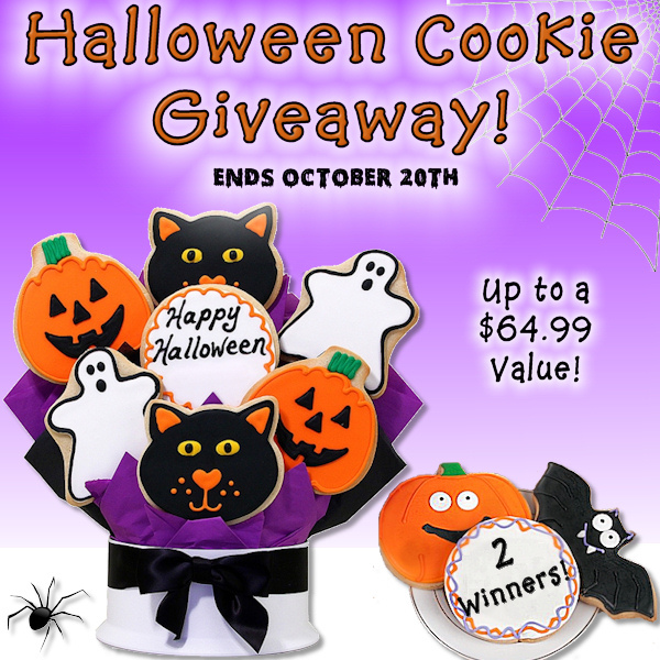 #Halloween #Giveaway !!