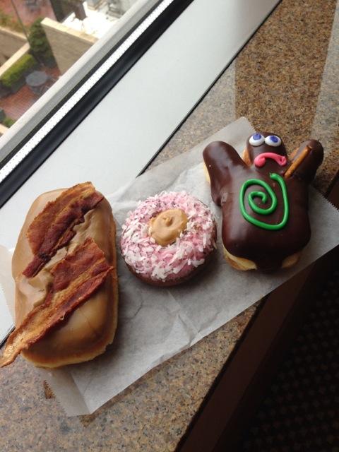 Voodoo Doughnut, Portland, OR