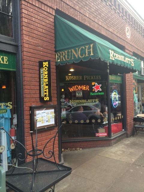 Kornblatt's Deli, Portland, OR