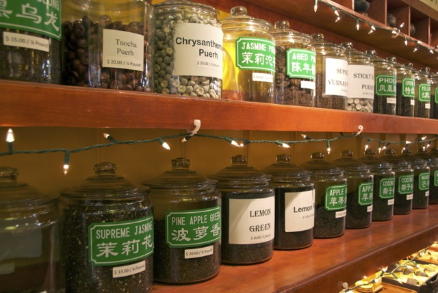 Vital Leaf Tea, San Francisco, CA