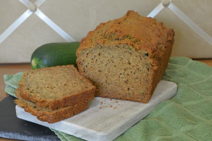 Healthy Pumpkin Zucchini Bread